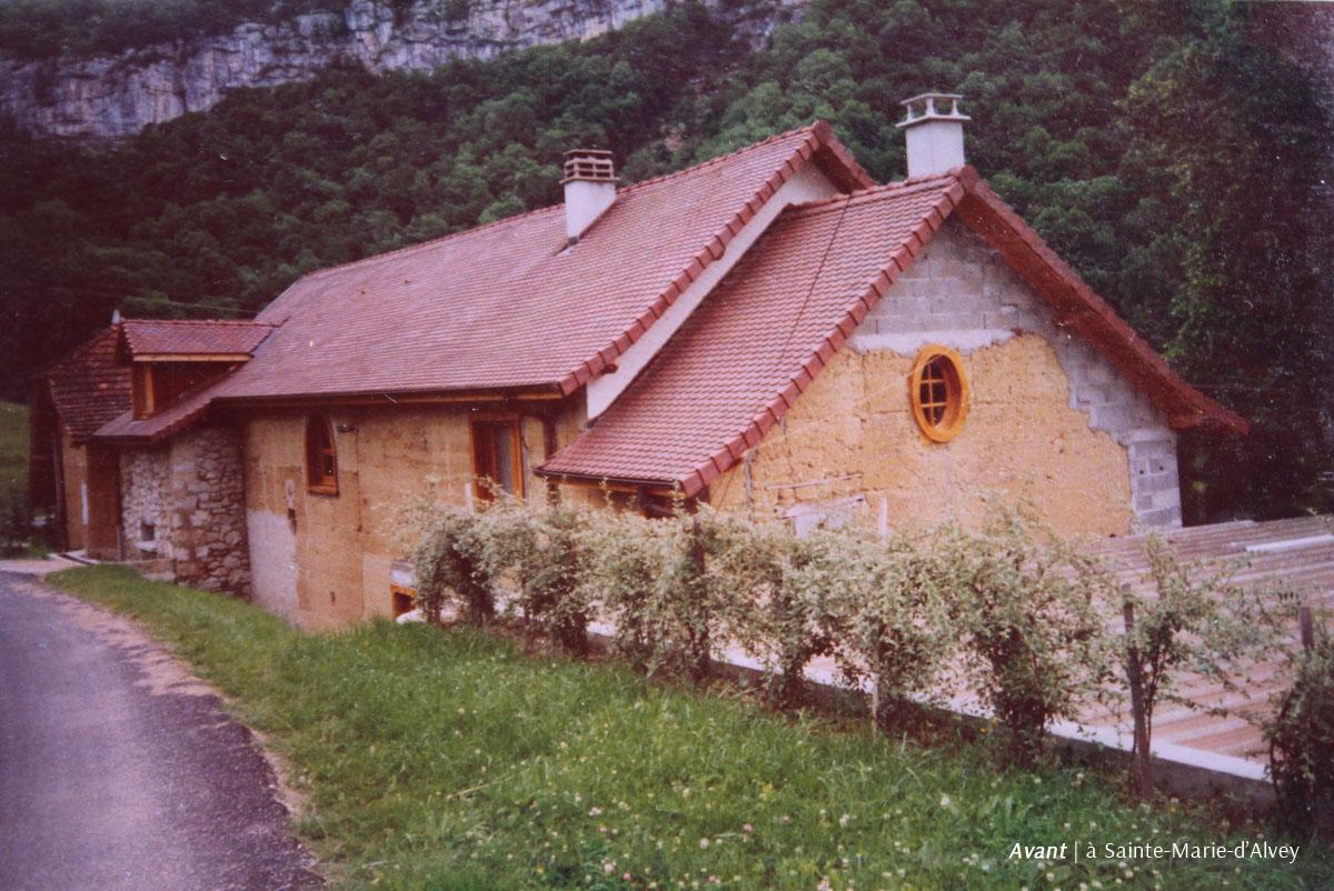 Chambre Savane - Le Clos de Mon Père - Maison de Pont-de-Beauvoisin