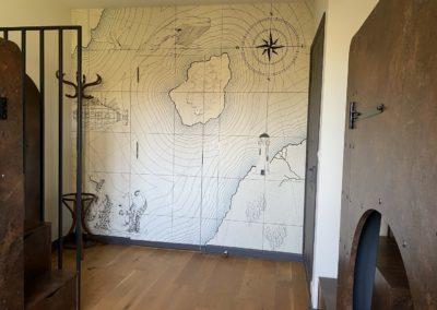 Chambre Nautilus - Le Clos de Mon Père - Maison de Pont-de-Beauvoisin