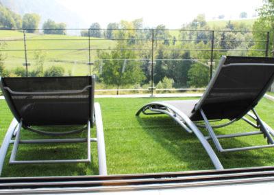 Espace extérieur - Le Clos de mon père - hébergement et spa - 73240 Sainte-Marie-d'Alvey
