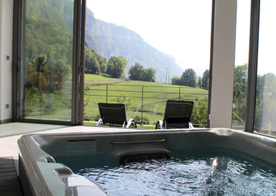 Profitez d'un bain chaud - Le Clos de mon père - hébergement et spa - 73240 Sainte-Marie-d'Alvey